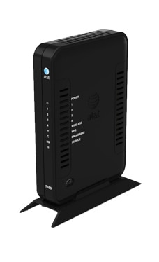 Netgear DSL Gateway Model 7550